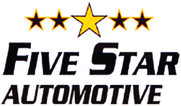 Five Star Automotive 20% OFF any the regular price of any Automotive Service