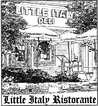 Little Italy Ristorante Enjoy one complimentary LUNCH OR DINNER ENTREE when a second LUNCH OR DINNER ENTREE of equal or greater value is purchased