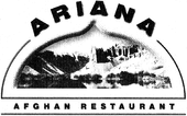 Ariana Afghan RestaurantEnjoy one complimentary A LA CARTE LUNCH or DINNER ENTREE when a second A LA CARTE LUNCH or DINNER ENTREE of equal or greater value is purchased