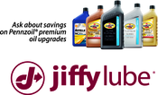 Jiffy Lube$10 OFF an Oil Change