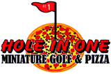 Hole In One Miniature Golf & PizzaEnjoy one complimentary ROUND OF MINIATURE GOLF when a second ROUND OF MINIATURE GOLF of equal or greater value is purchased
