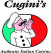 Cugini's Enjoy one complimentary MENU ITEM when a second MENU ITEM of equal or greater value is purchased or for those who prefer - any one pizza at 50% off the regular price