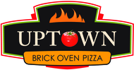 Uptown Brick Oven Pizza Enjoy $5 off with a minimum purchase of fifteen dollars (excluding tax, tip and alcoholic beverages).